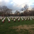 Took the time to take the train out to Arlington today. The size of this place is unbelievable, impressive and incredibly sad at the same time. The first section of […]